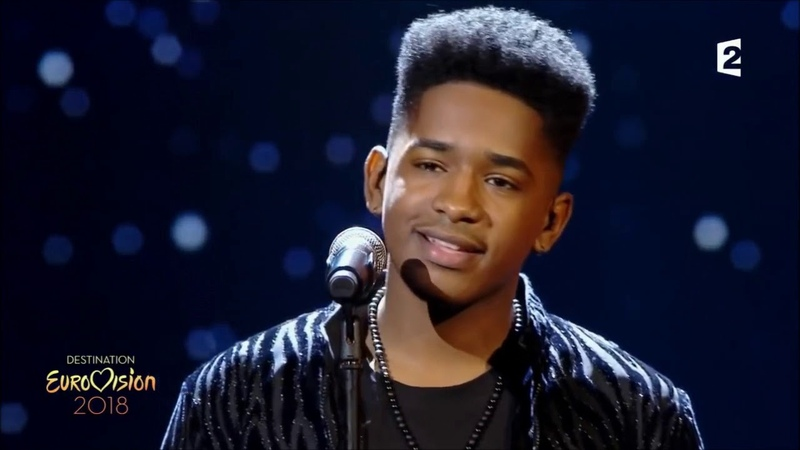 Destination Eurovision - Lisandro Cuxi - Billie Jean (M Jackson)