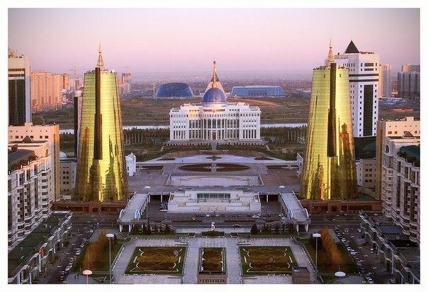 Астана, Казахстан.