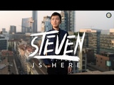 Im Steven Zhang and this is my vision #StevenIsHere