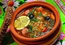 Тор - 6 Рецептов отменных мясных солянок