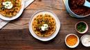 Cornbread Waffles And Chili Bar Tasty