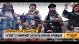 ИГИЛ, В КАЧЕСТВЕ МЕСТИ ЗА УЧАСТИЕ В БОЕВЫХ ДЕЙСТВИЯХ В СИРИИ, УГРОЖАЕТ КИТАЮ 'РЕКАМИ КРОВИ