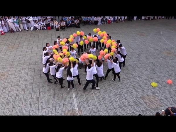Flashmob 2017 - 11B1- THPT Gia Định