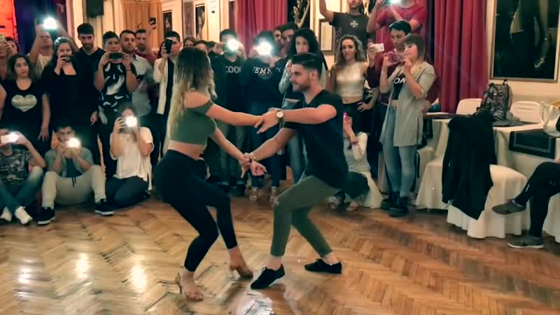 "LUIS ANDREA - Argentina - Vicky Corbacho ft. Dj Chapa _""Deja que te bese"""
