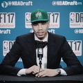 """Boston Celtics on Instagram: """"After fulfilling his dream and being drafted to the NBA, Tatum said his plan would be to take his rookie season day-b..."""