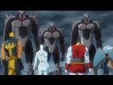 DISK WARS - Os Vingadores Arco dos X-Men Epis