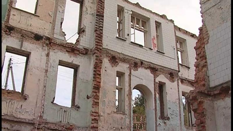 Реконструкция старого хирургического корпуса ДГБ