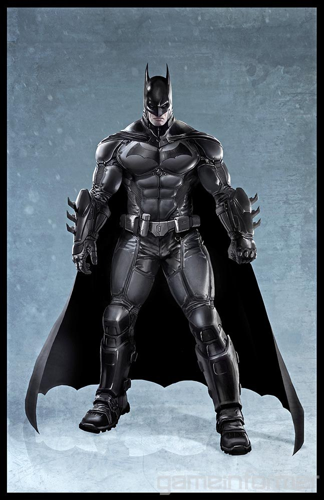 Cкриншоты Batman: Arkham Origins