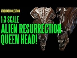 The studioADI Collection - Alien Resurrection Queen 13 Scale Head