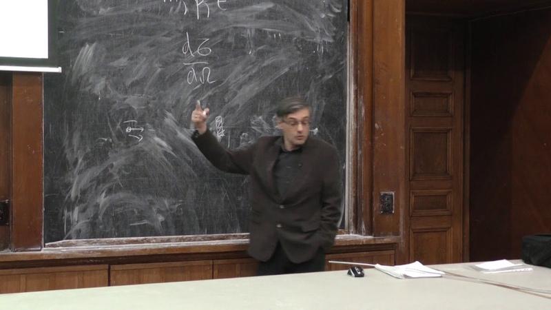 Савельев-Трофимов А. Б. - Введение в квантовую физику - Волновая природа материи - (Лекция 4)