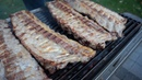 BBQ RIBS I Авторское приготовление шашлыка из свиных ребрышек от Жоржа