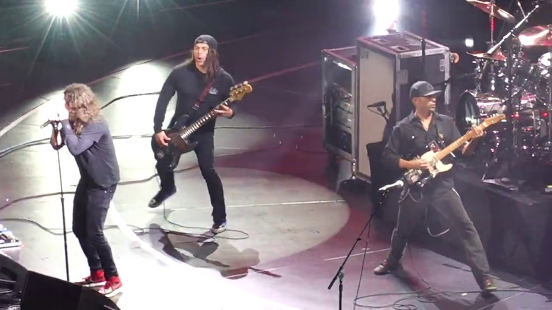 Audioslave w/ Dave Grohl Robert Trujillo - Show Me How to Live - Chris Cornell Tribute 1/ 16/19
