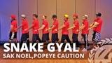 SNAKE GYAL by Sak Noel,Popeye Caution Zumba Barnaton TML Crew Kramer Pastrana