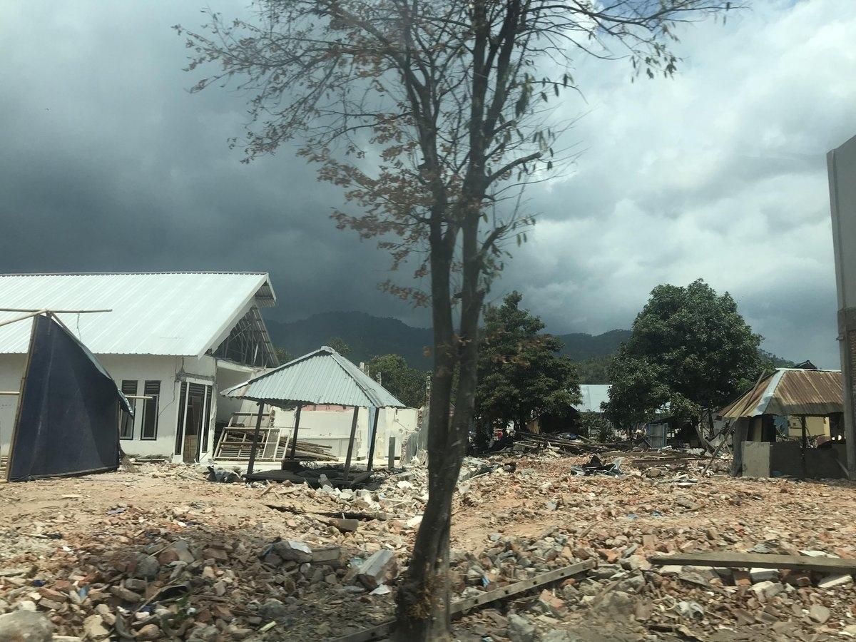 Между двумя страшными землетрясениями. Бали и Ломбок, сентябрь 2018
