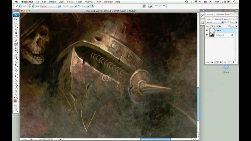 The Art of Daarken (Video Tutorials) - YouTube Bundle - Chain Mail HD