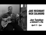 Jazz Tuesdays with Jake Reichbart, Nick Calandro, Jeff Shoup (41718)