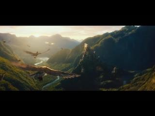 Ed Sheeran - I See Fire (озвучка NaimanFilm)