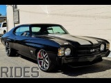 Joe Johnson's Twin Turbo Chevelle 2022