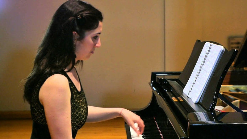 Lascia chio Pianga (G. F. Handel). Performed by Julia Kalnobricka, piano
