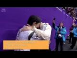 Javier Fernandez opens up about friendship with Yuzuru Hanyu