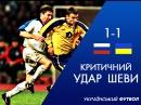 Росія 1-1 Україна (гол Шевченко)