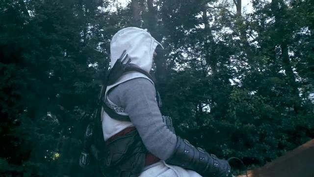 Rick Boer, as Assassins Creed® Altaïr