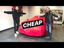 Buying The CHEAPEST Supercar In The UK