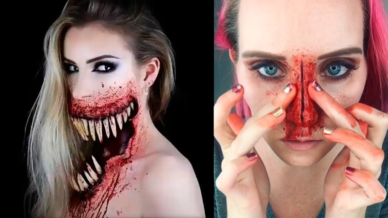 ✦Special Effects Makeup Transformations Halloween Makeup Tutorials 2017