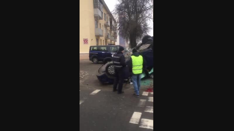 Авария на Орловской