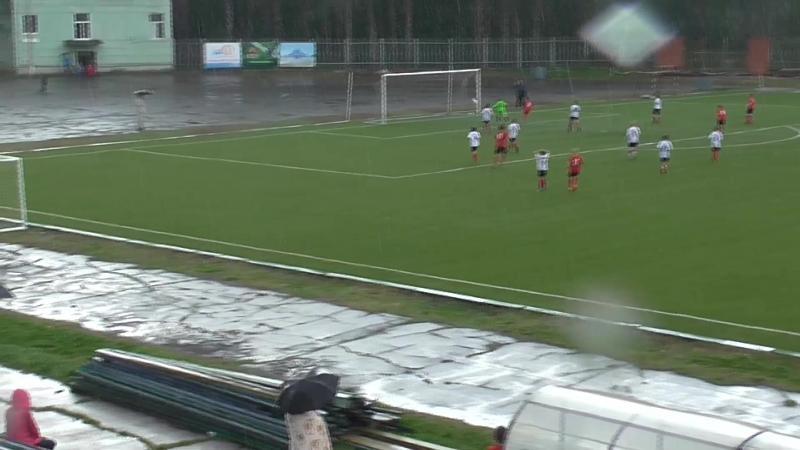 Второй гол в ворота АМКАР 2