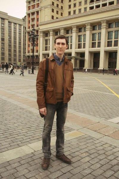Алексей Терехов, 9 октября 1991, Москва, id18098375