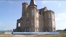 Le château Turpault, l'emblême de Quiberon