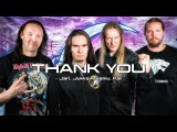 Wintersun Message - THANK YOU