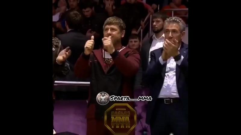 Саид Нурмагомедов UFC