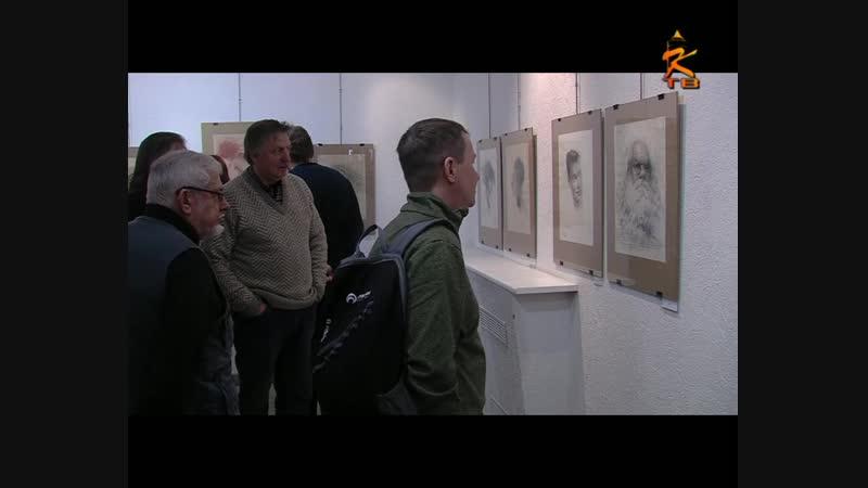 Выставка Д.Костякова в КЦ Лиг