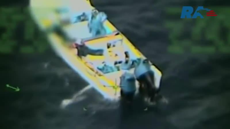 Береговая охрана США обнаружила кокаин на 500 миллионов долларов