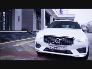 Игорь Манн на Volvo XC60