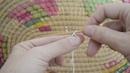 Randa tutorial 1 Anillo de inicio y nudo