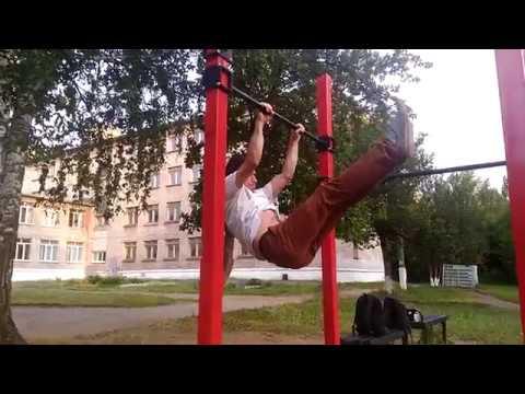 Егор Куприянов. Тренировка - Июль 2018
