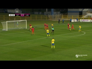 Inter-Zapresic - Lokomotiva 2-1, Sazetak (1. HNL 2018/19, 10. kolo), 05.10.2018. Full HD