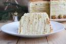 Творожный торт