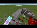 FrostDog МЕХАНИЗМЫ на КОМАНДНЫХ БЛОКАХ - ТЕПЛОВАЯ ДВЕРЬ Minecraft PE 1.0.5