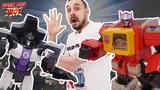 ПАПА РОБ и ТРАНСФОРМЕРЫ продолжают играть в Transformers Robots In Disguise