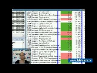 Юлия Корсукова. Украинский и американский фондовые рынки. Технический обзор. 21 мая. Полную версию смотрите на www.teletrade.tv