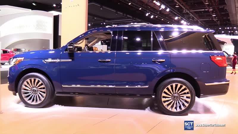 2019 Lincoln Navigator - Exterior and Interior Walkaround - 2019 Detroit Auto Show