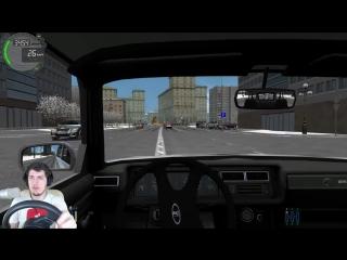[Mechanic] КУПИЛ ДРИФТ ЖИГУ в CITY CAR DRIVING + РУЛЬ