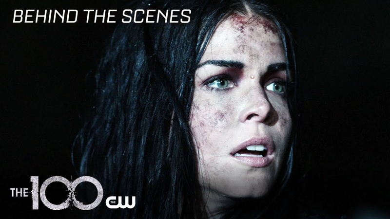 The 100   Inside The 100: Damocles - Part Two   The CW