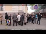 Ажиотаж в Русском музее в последний день выставки Айвазовского. Прямая трансляция