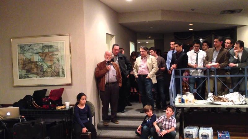 Circassians - John Colarusso speech