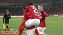 Обзор красно-белых трибун на матче с Локомотивом